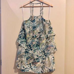 Adelyn rae Flora Pattern Dress
